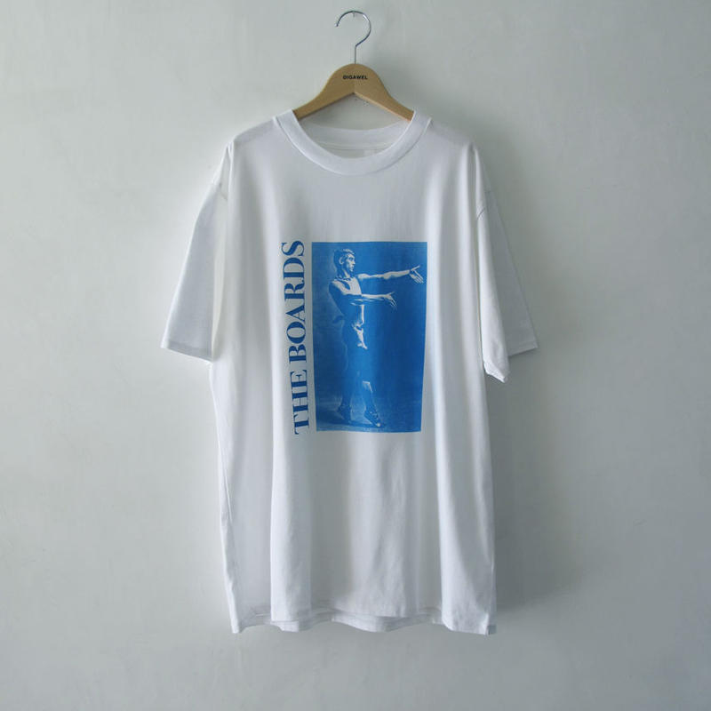 【THE CHUMS OF CHANCE】 T-SHIRT⑤