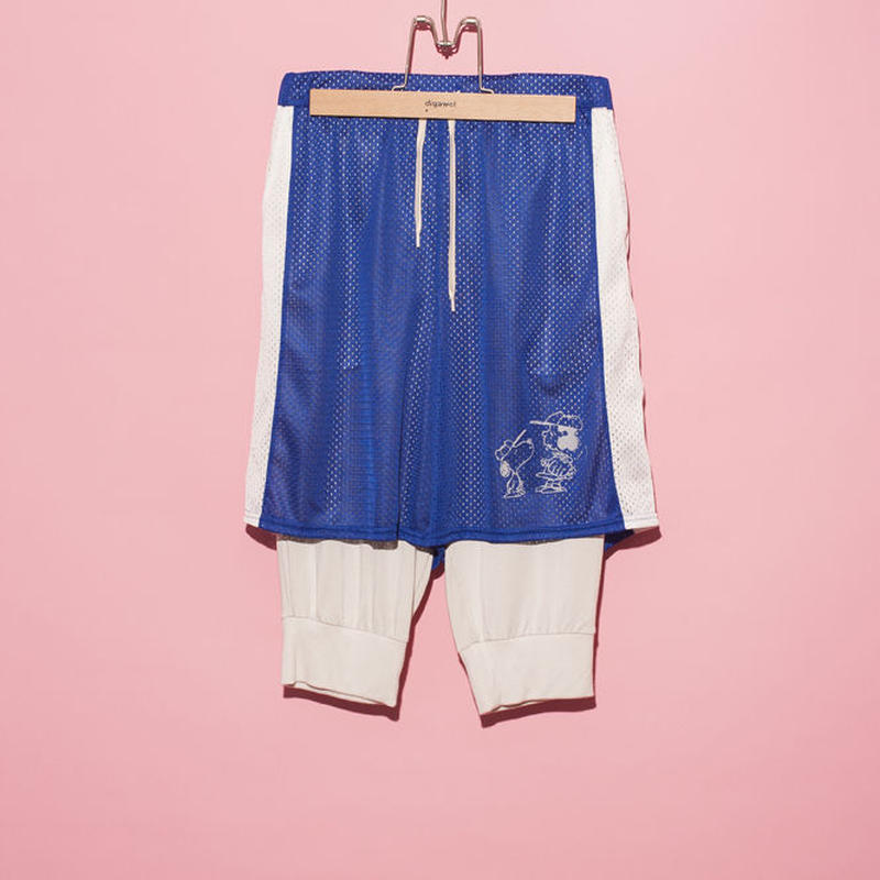 【THE CHUMS OF CHANCE】MESH SHORTS①