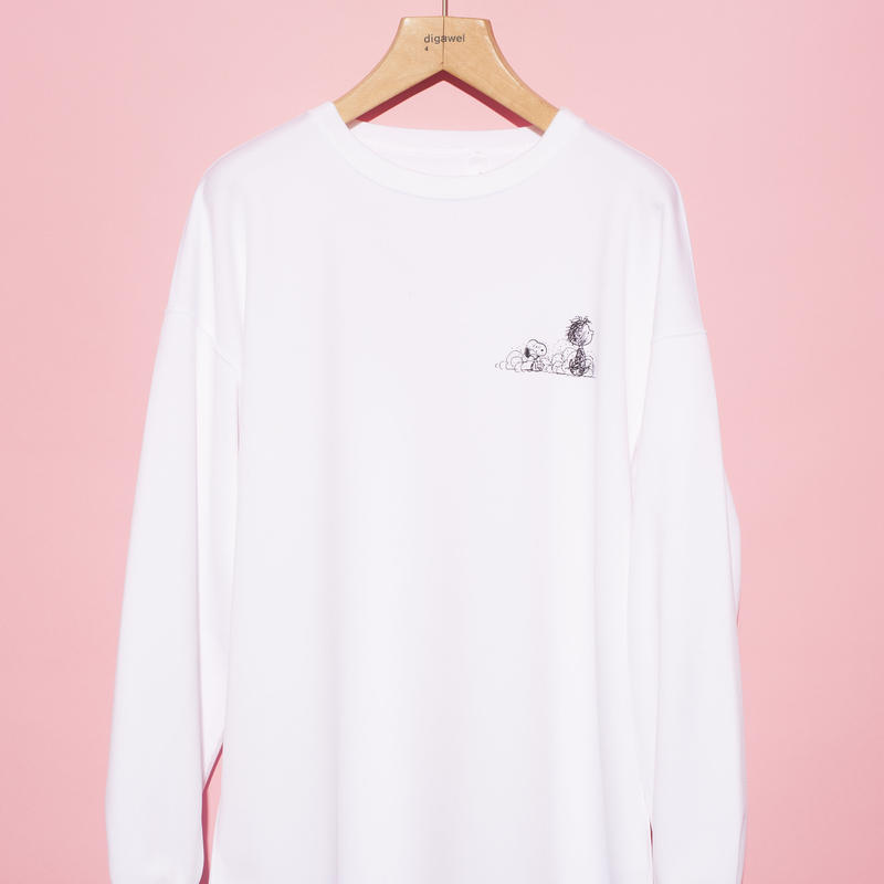 【THE CHUMS OF CHANCE】LONG SLEEVE①