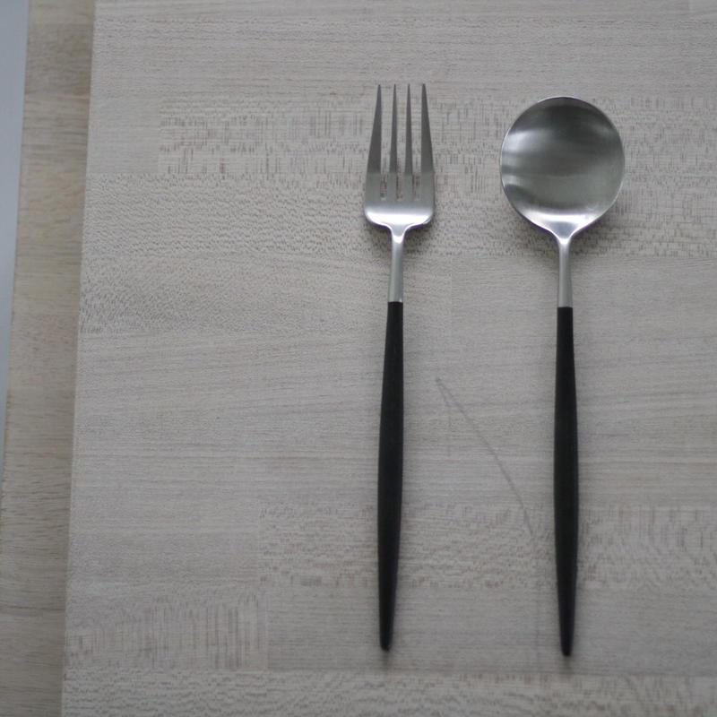 Cutipol(キュティポール)GOA/dinner spoon & folk