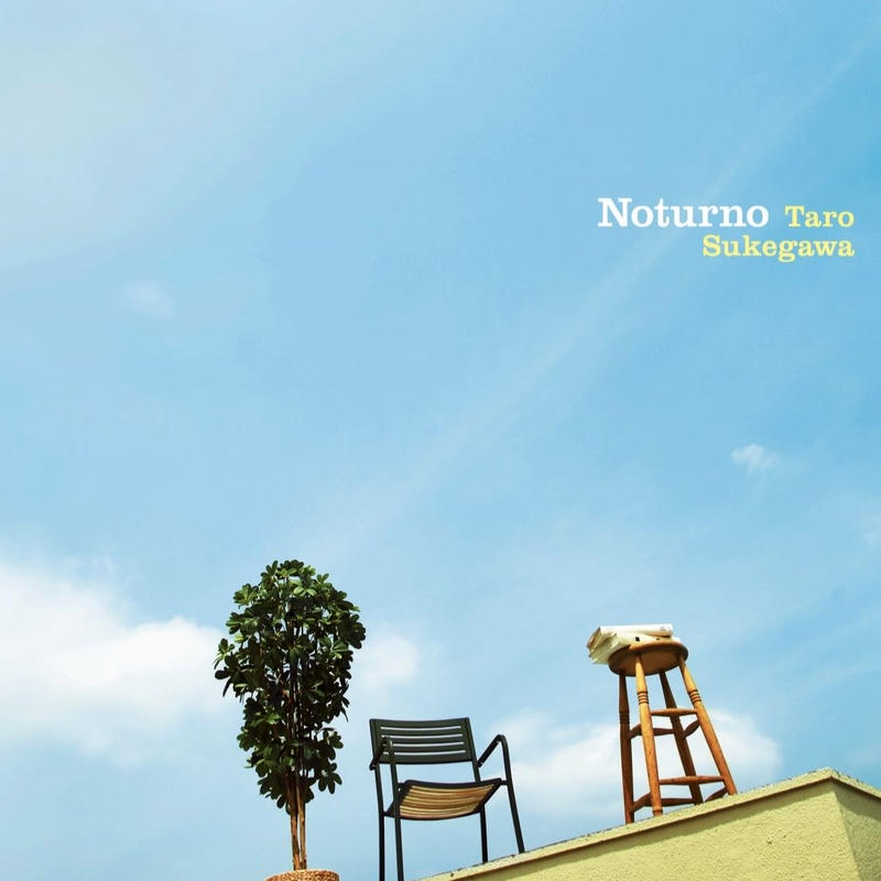 """CD  """"Noturno"""" 助川太郎"""