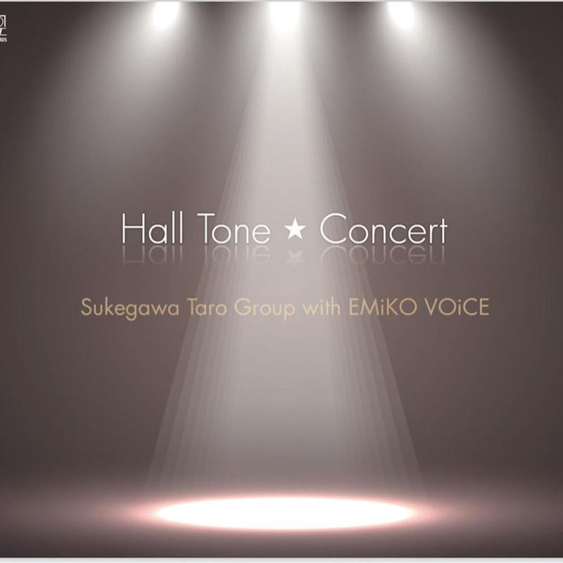 "【再販】CD ""Hall Tone concert ""  助川太郎Group"