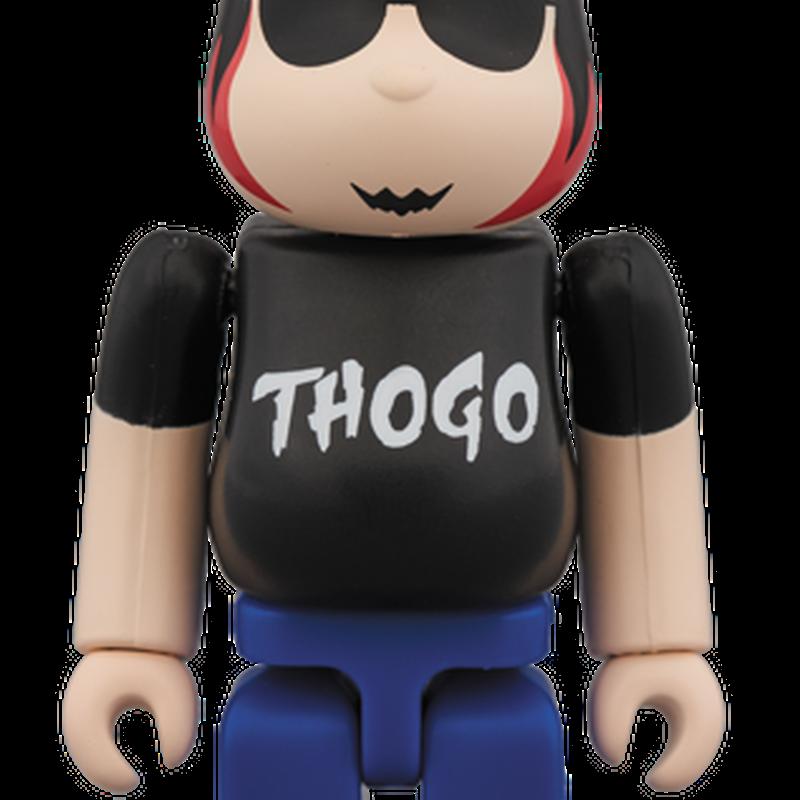 <ベアブリック>BE@RBRICK THOGO