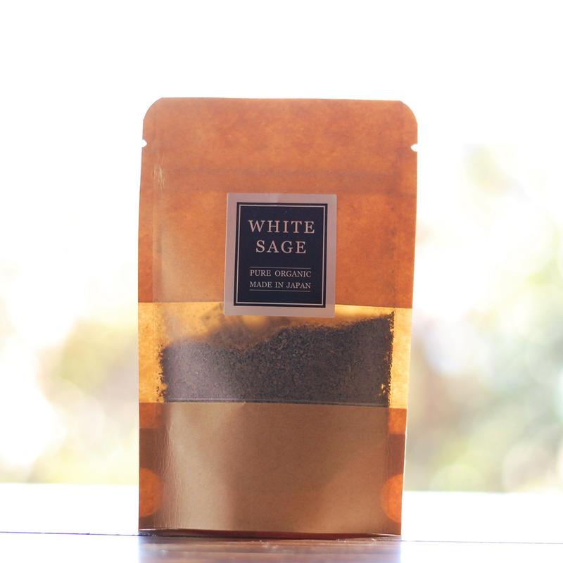 ホワイトセージ インセンス  浄化香 粉末