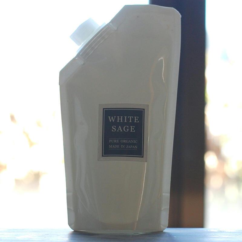 自然栽培ホワイトセージ 芳香蒸留水 100ml