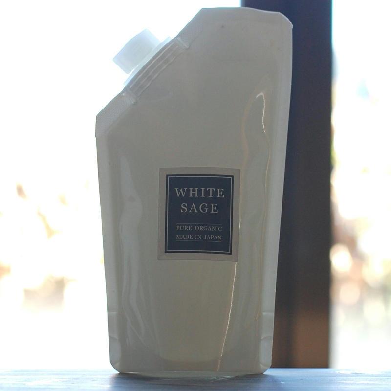 ホワイトセージ  ピュアルームスプレー (ピュアピュリフィケーションスプレー)  120ml 詰め替え用