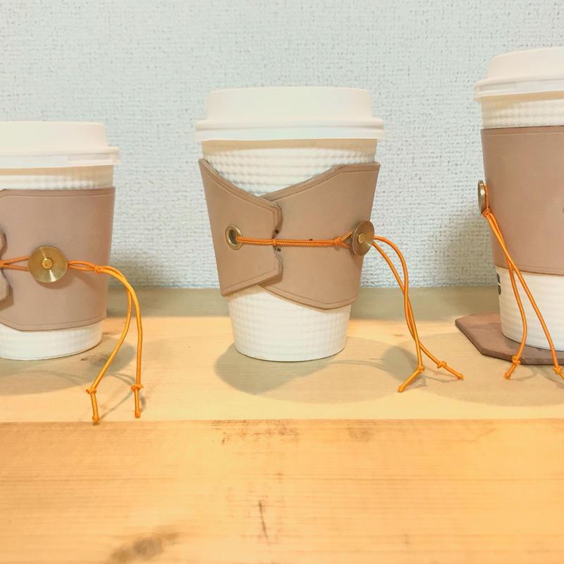 hourglass cup sleeve