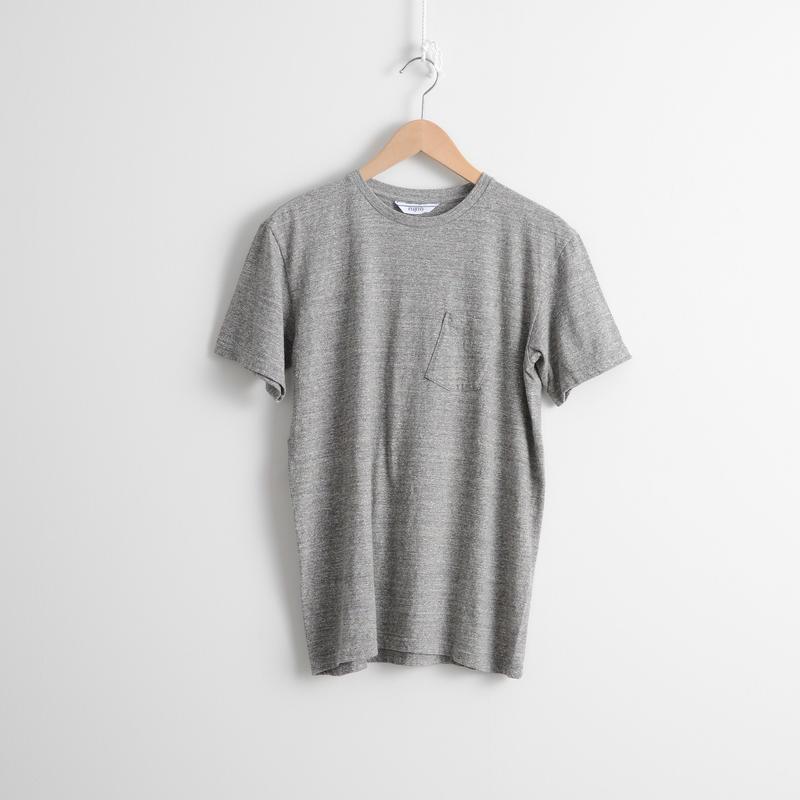 FUJITO / Crew Neck Pocket T