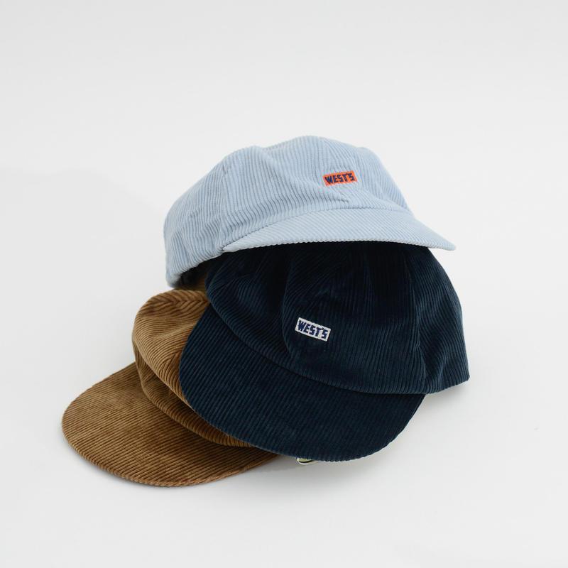 WESTOVERALLS / West's corduroy cap