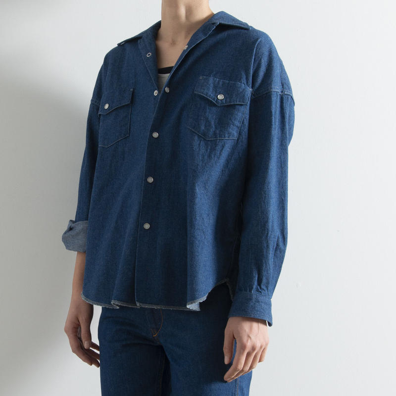 WESTOVERALLS / Denim shirts