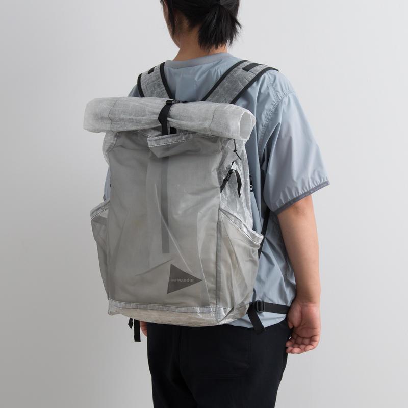 and wander / Cuben fiber backpack (225g)