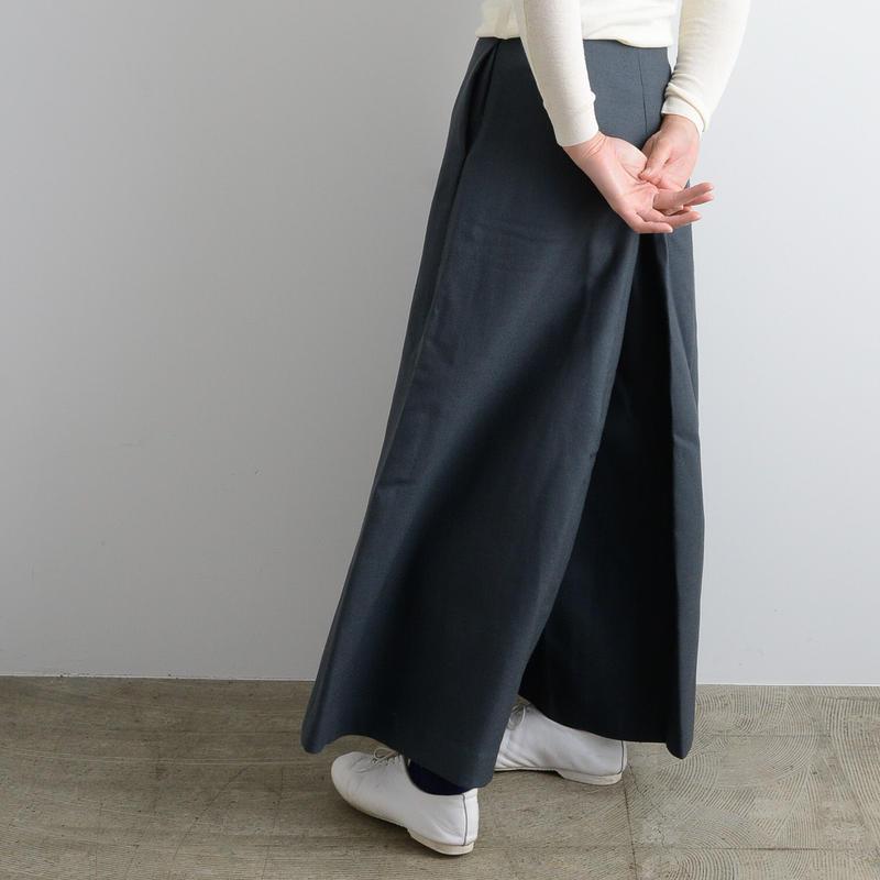 ALLEGE FEMME / Wide culotte pants