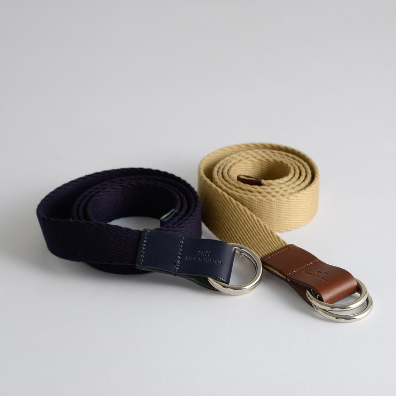 toff / Leather tape ring bert