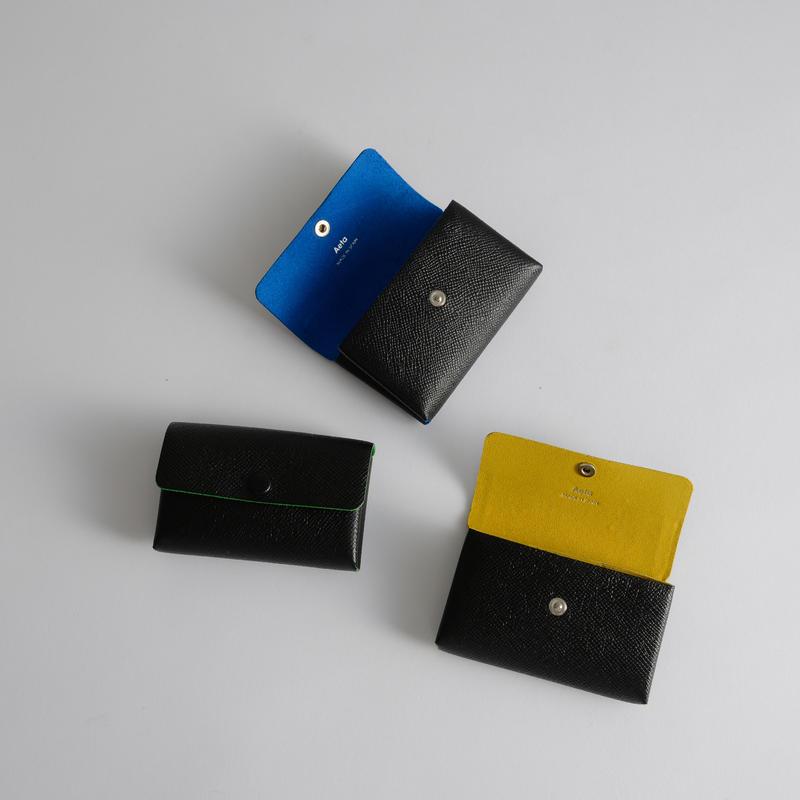 Aeta / Bicolor card case 2layer