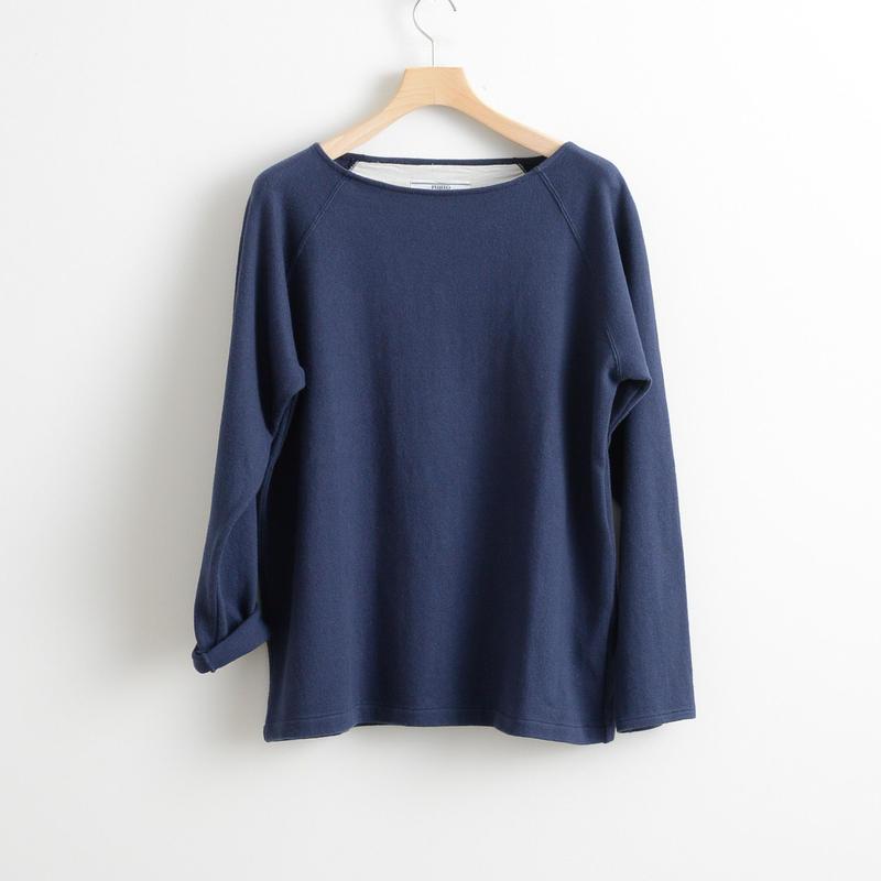 FUJITO / L/S Boatneck Shirt