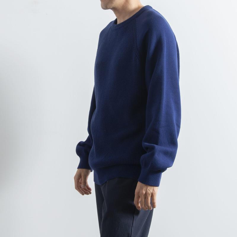 FUJITO/ C/N Rib Sweater