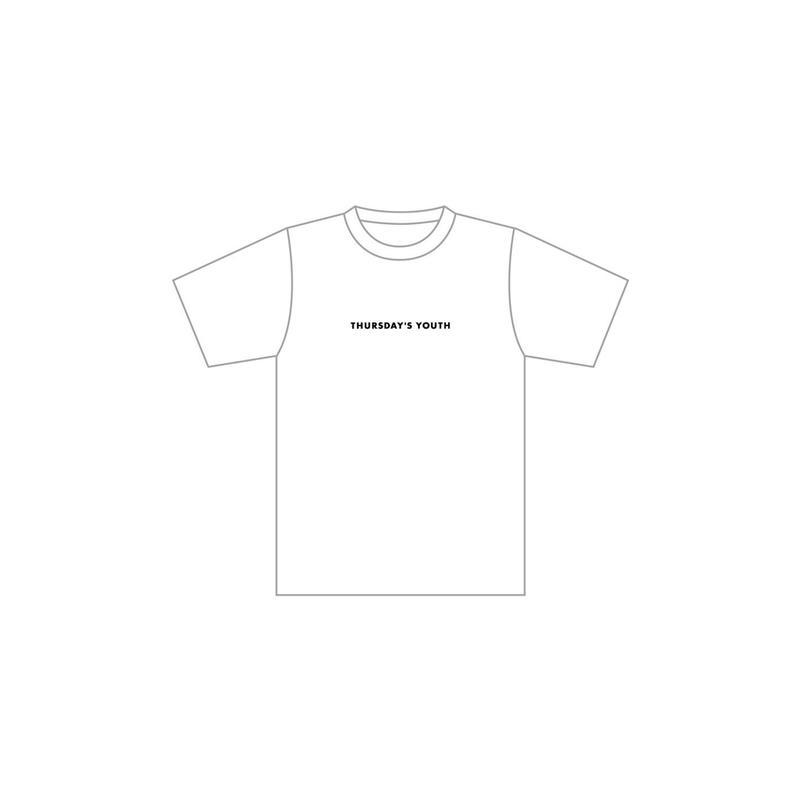 simple logo T-shirt
