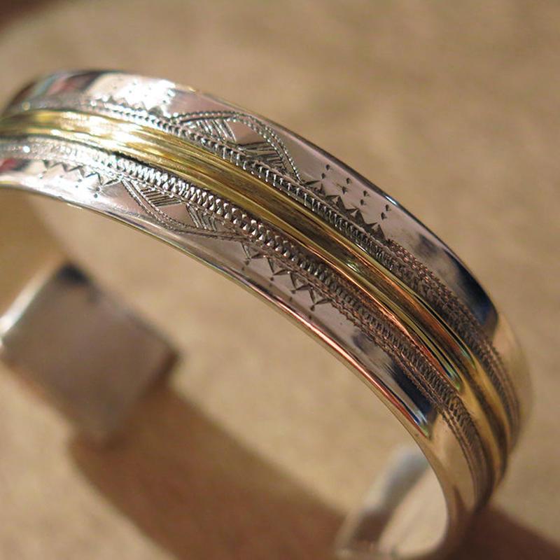 Touareg Silver / Bangle11