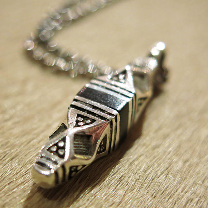 Touareg Silver / Necklace01