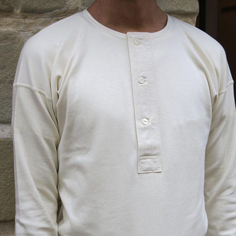 OLDE HOMESTEADER / HENLY NECK LONG SLEEVE
