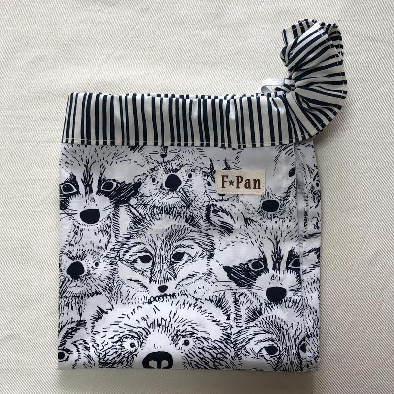 ふんどしパンツ【F☆pan】フリーサイズ アニマル(felida fabrics)