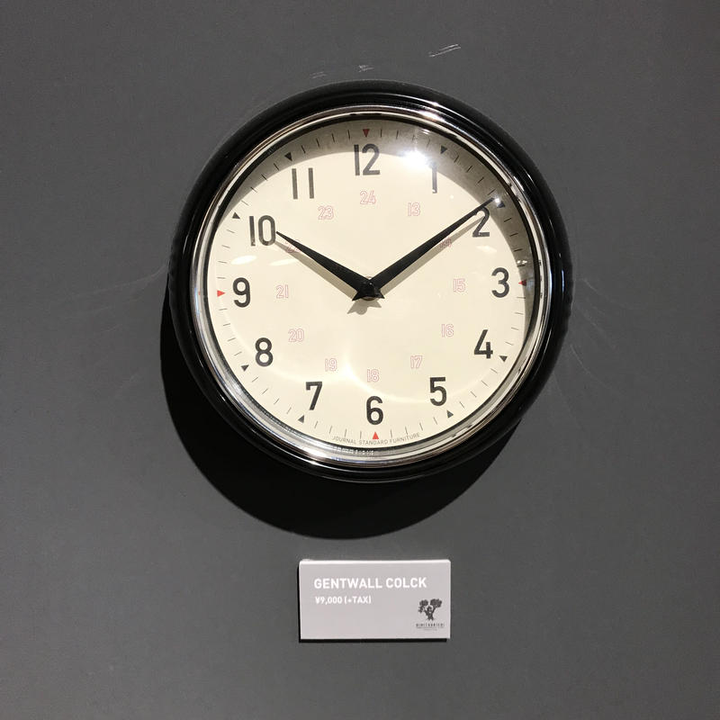 GENTWALL CLOCK