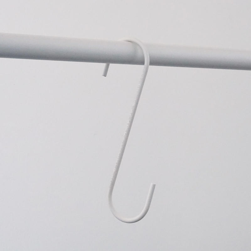 014  S Hook L - White