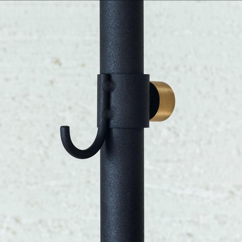 012  Hook A - Black