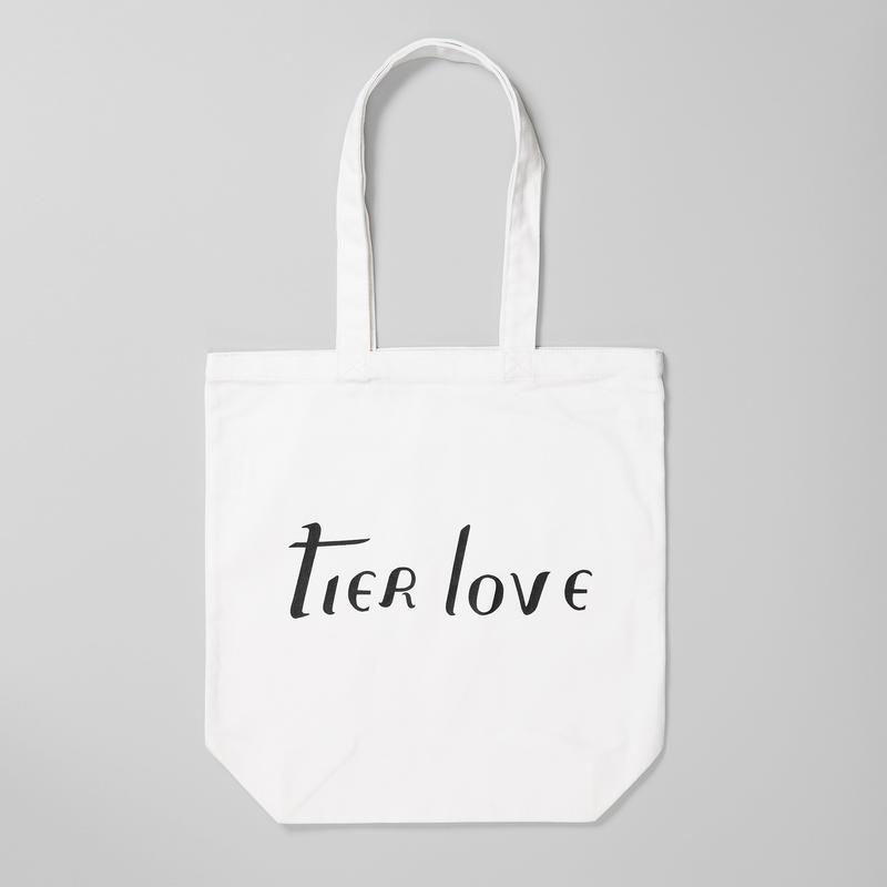 Tier Bag(白)