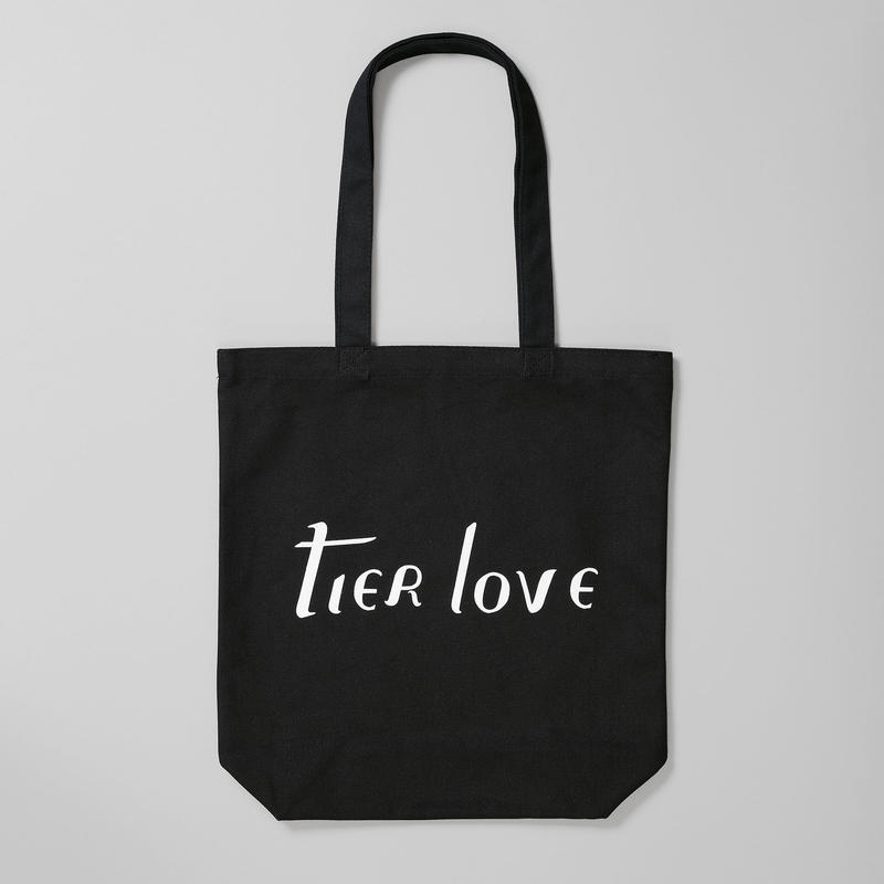 Tier Bag(黒)