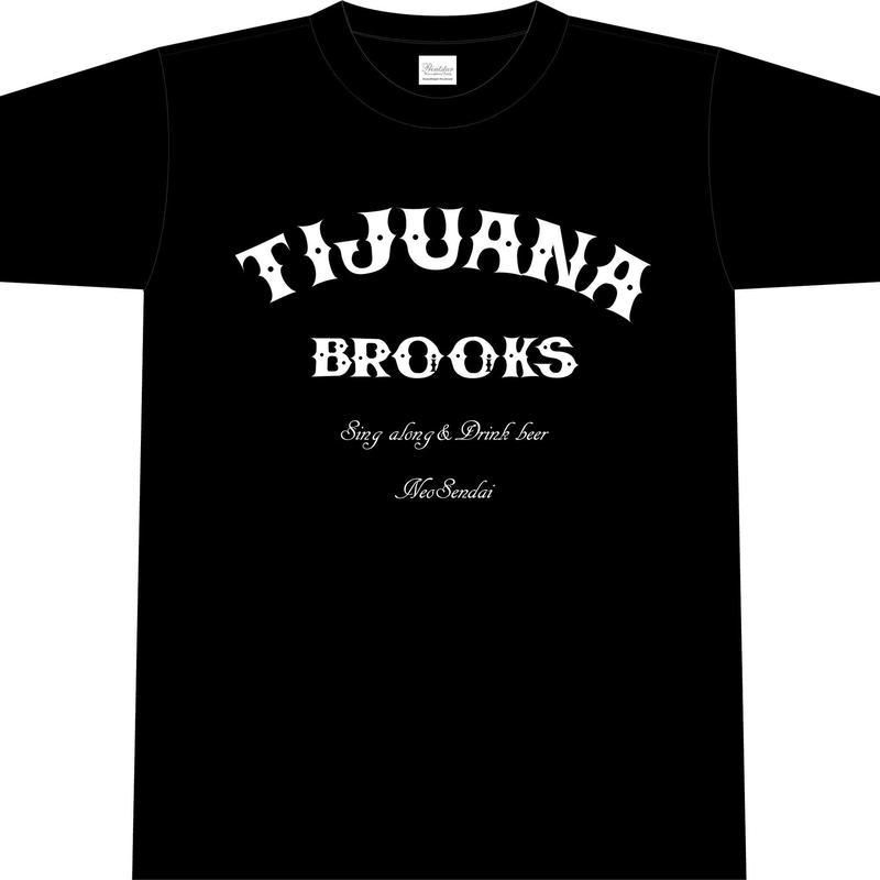 ティファナCBGBルックス ロゴTshirt