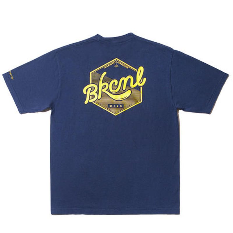 "BackChannel ""OIL LOGO T"""
