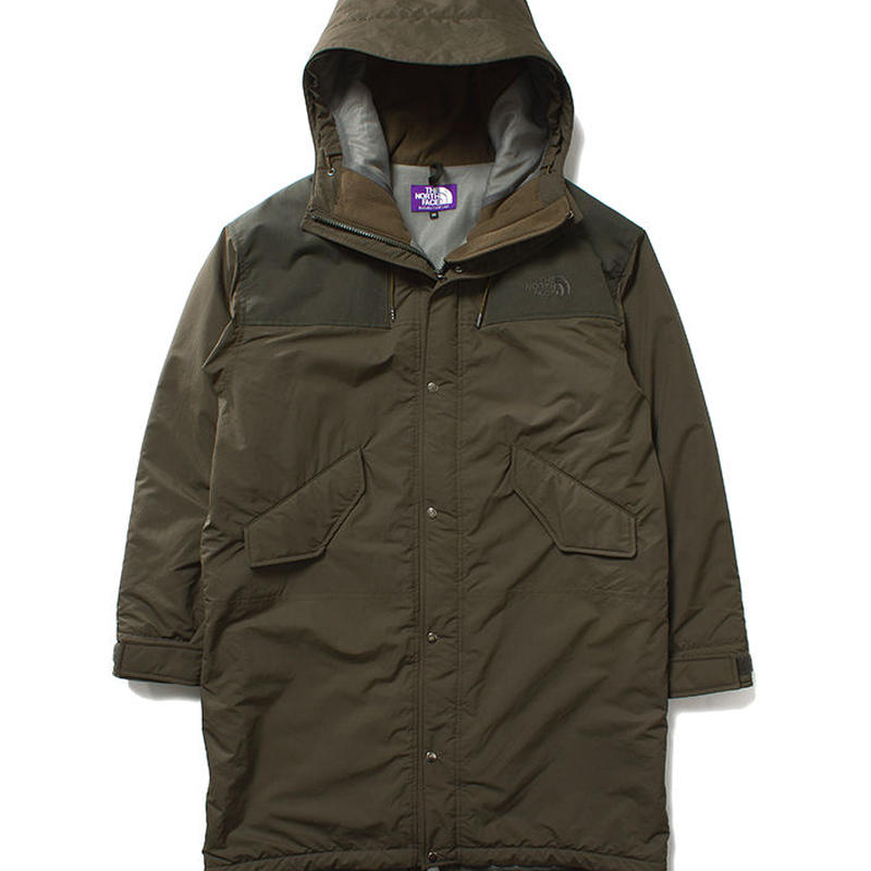 """THE NORTH FACE PURPLE LABEL """"Insulated Mountain Coat"""""""