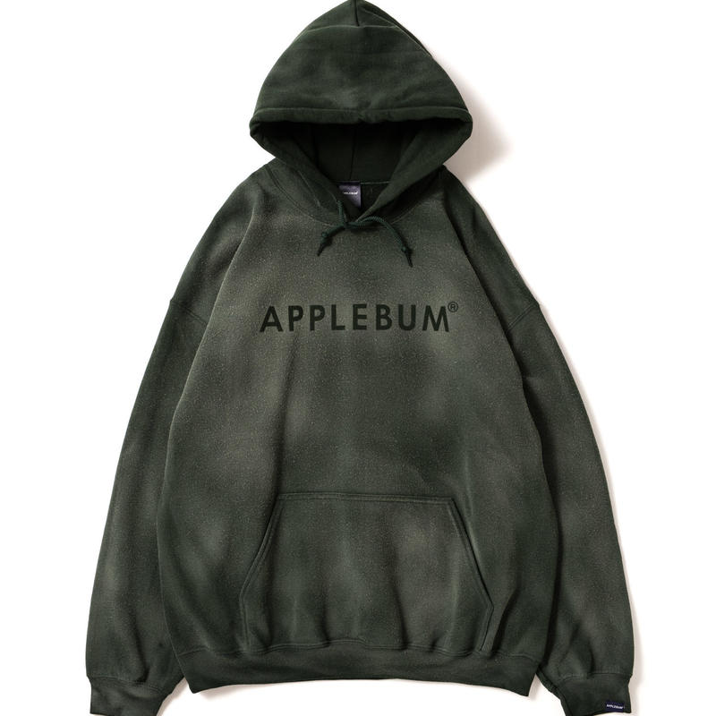 Bleach Sweat Parka [Green]