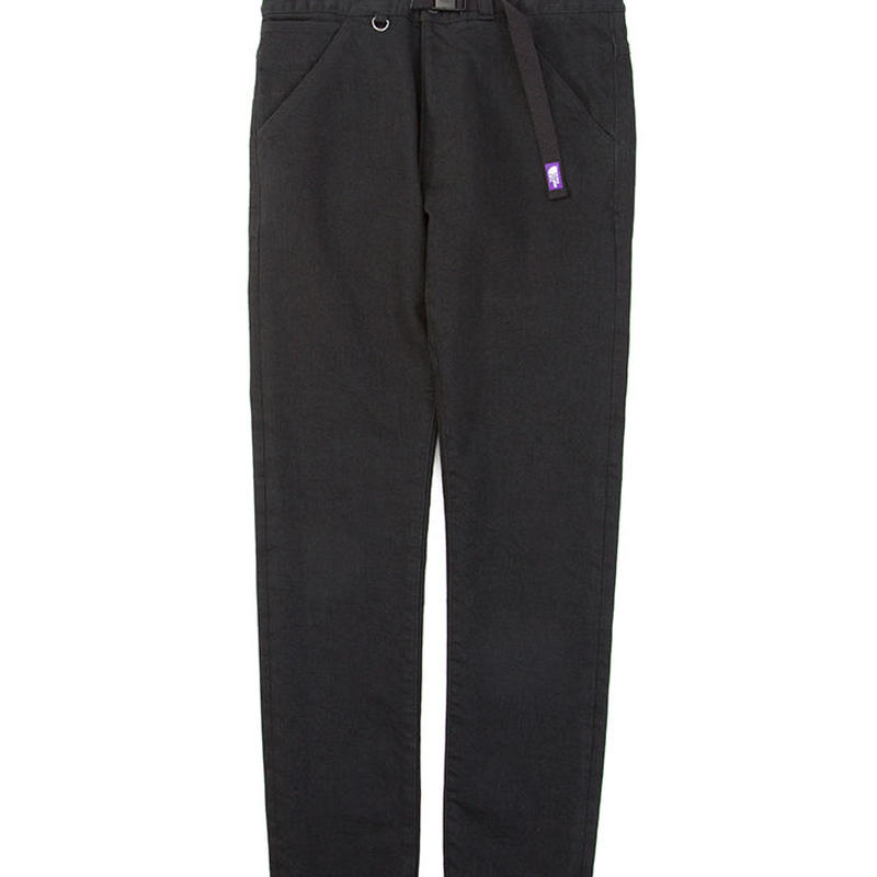 "THE NORTH FACE PURPLE LABEL ""Webbing Belt Denim Slim Pants"""