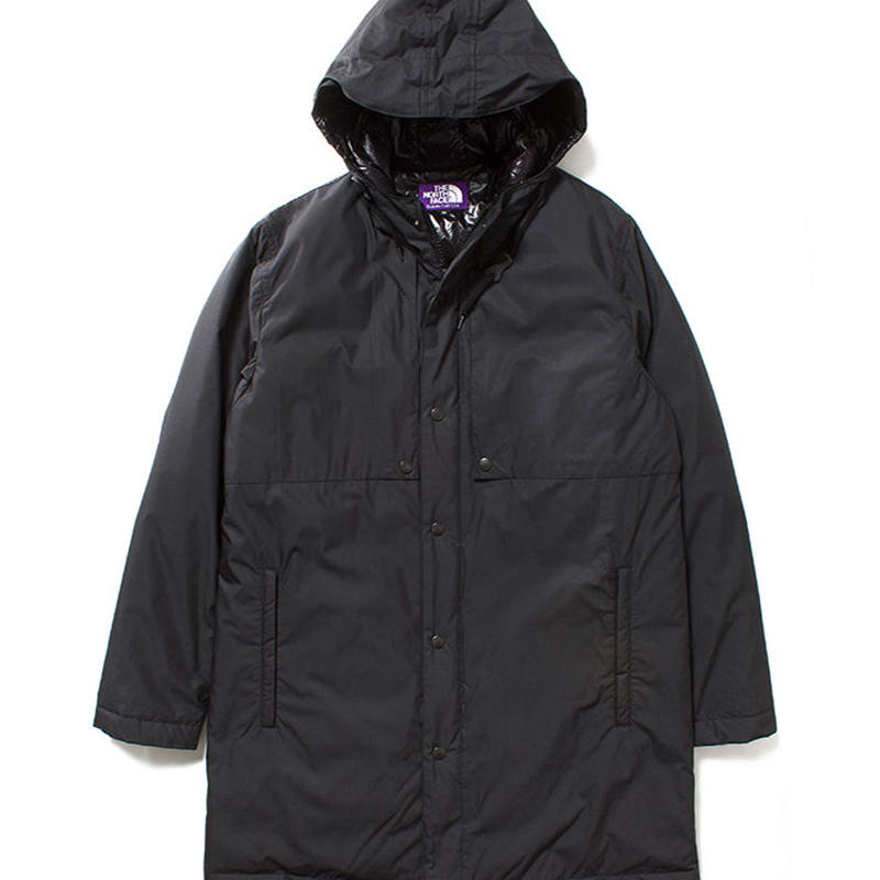 """THE NORTH FACE PURPLE LABEL """"Hooded Down Coat"""""""