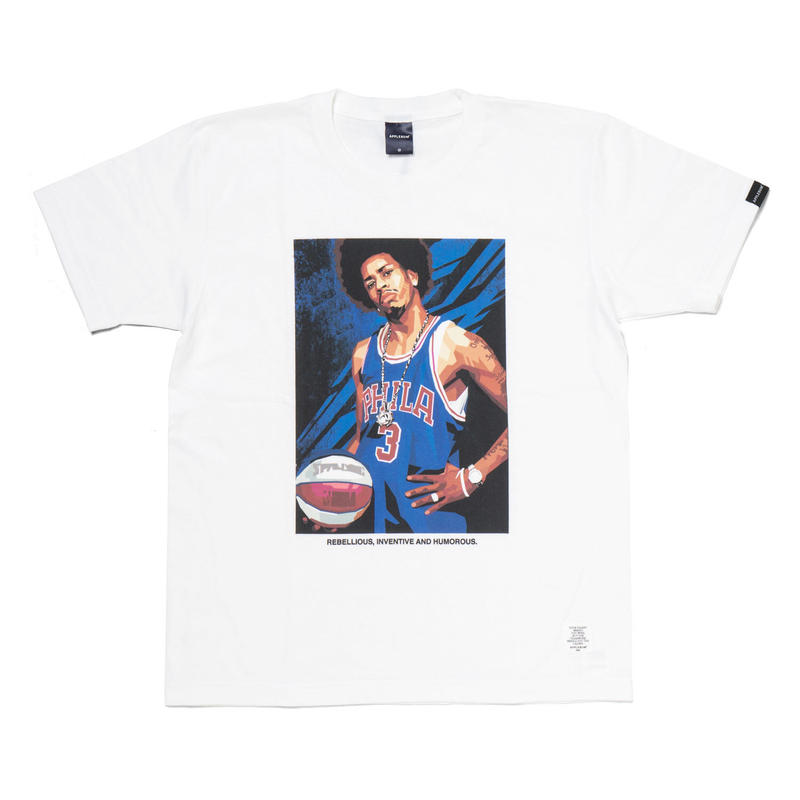 "The Answer2"" T-shirt [White]"