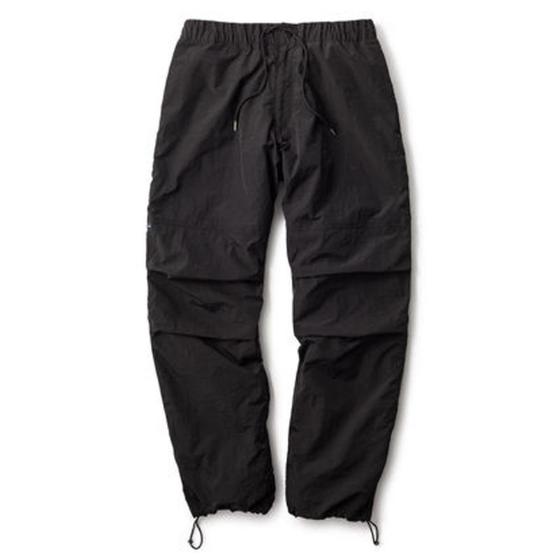 "INTERBREED ""WRINKLED NYLON PANT"""