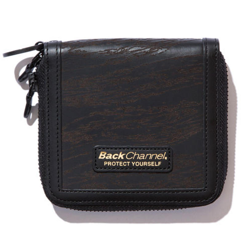 "BackChannel ""GHOSTLION CAMO LEATHER WALLET"""