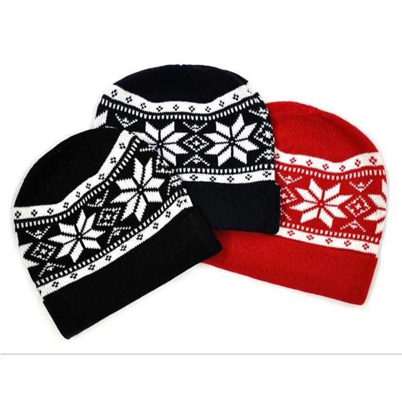 "nitraid ""NORDIC LONG BEANIE"" RED"