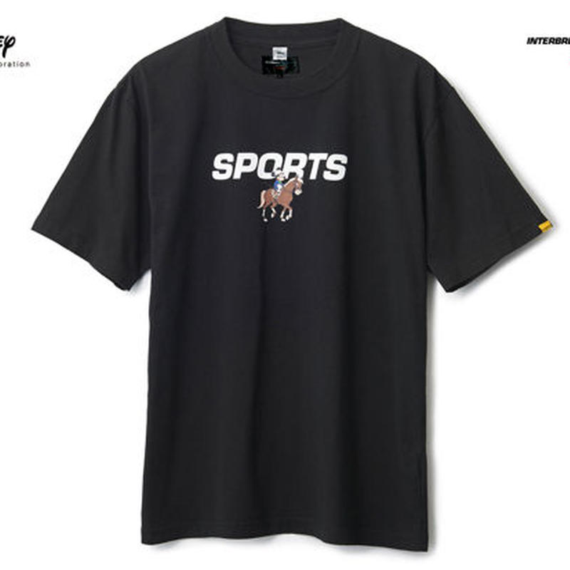 "INTERBREED ""DISNEY X INTERBREED MINNIE SPORTS SS TEE"""
