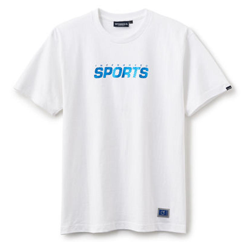 "INTERBREED ""IB SPORTS CARBON LOGO SS TEE"""