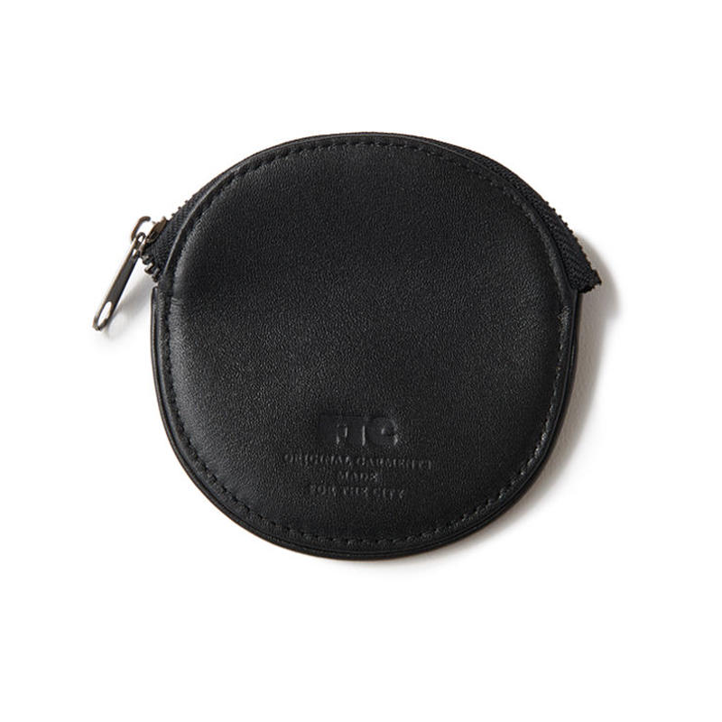 LUXE LEATHER COIN PURSE