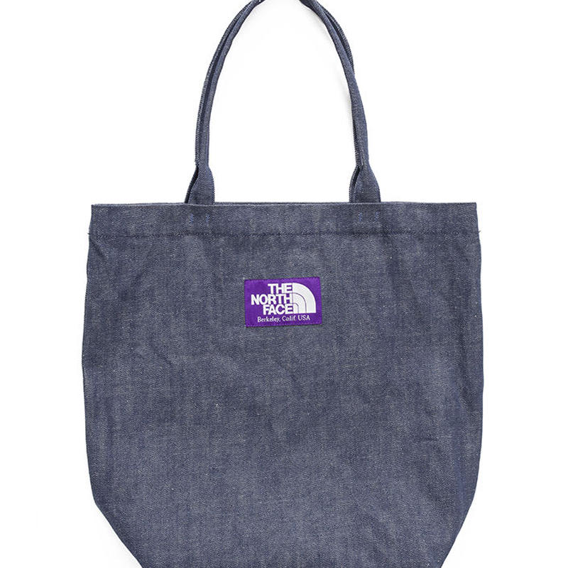 THE NORTH FACE PURPLE LABEL Denim Tote NN7868N