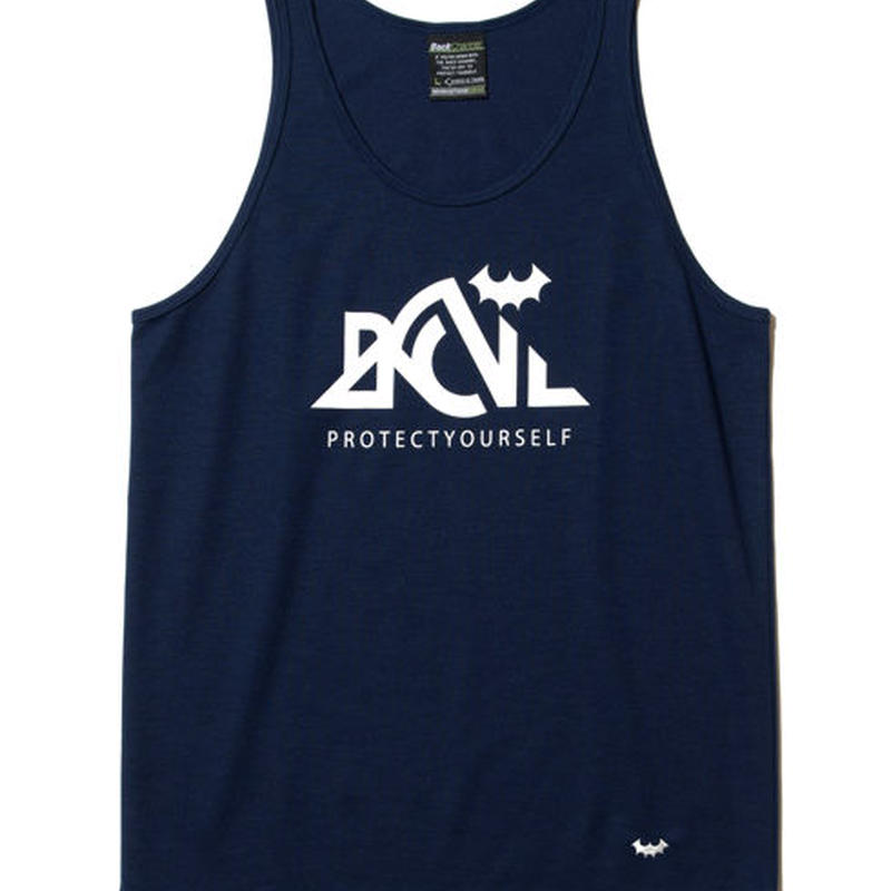 BackChannel-OUTDOOR LOGO TANK TOP