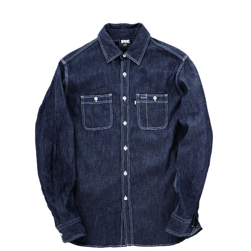 "FTC ""DENIM WORK SHIRT"""