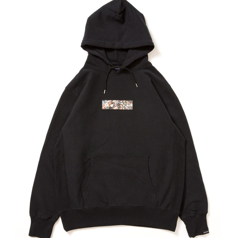 "APPLEBUM ""Sampling Sports"" Sweat Parka"