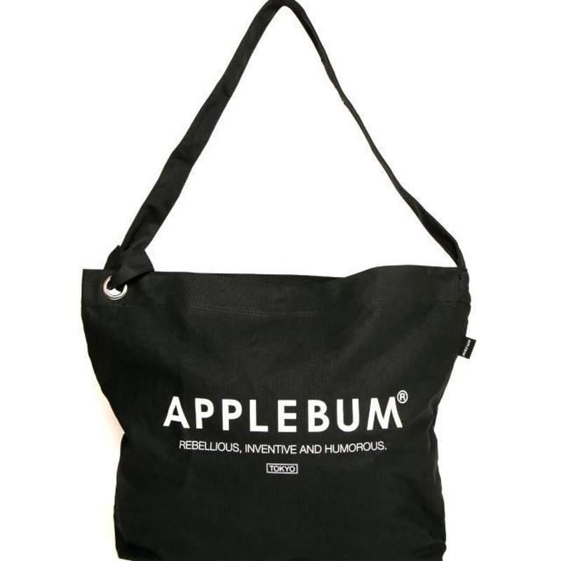 Craft Ring Shoulder Bag BLACK