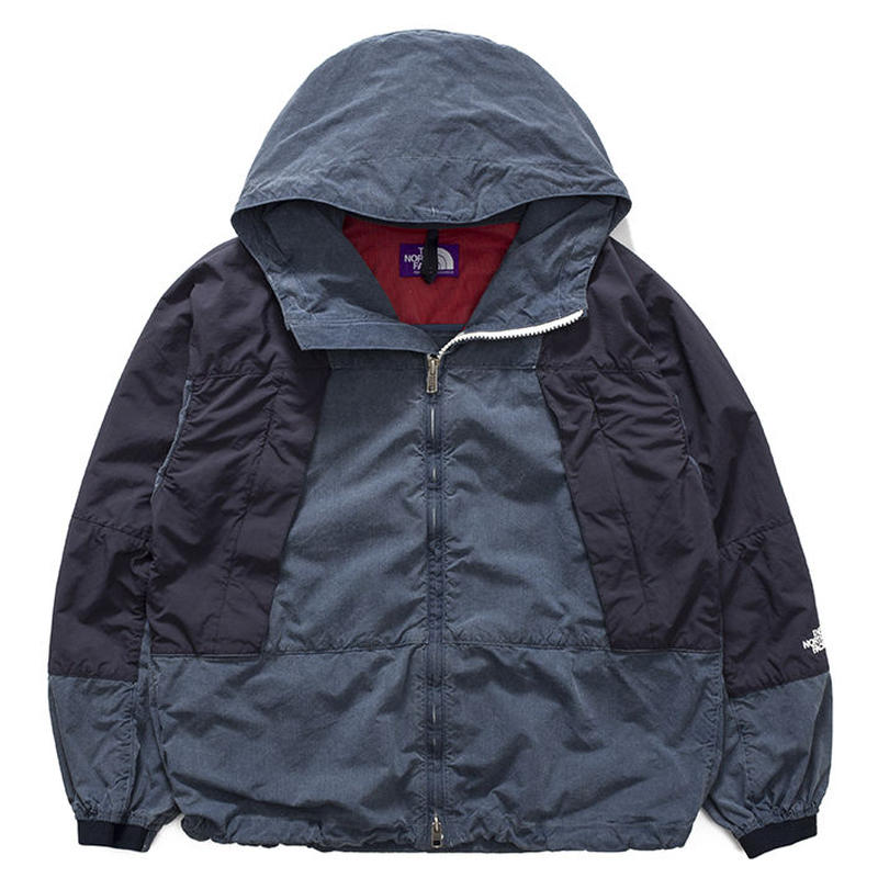 Indigo Mountain Wind Parka  NP2853N