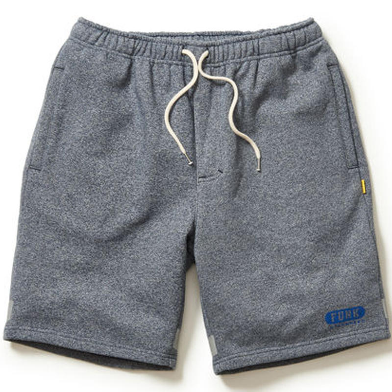 "INTERBREED ""CLASSICAL HEATHER SWEAT SHORTS"""